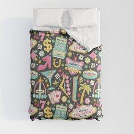 Viva Las Vegas Comforters