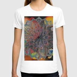 Mandala Stardust T-shirt