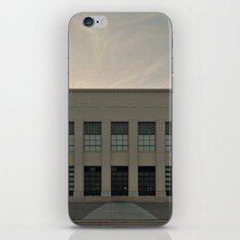 Lisboa Art Deco #05 iPhone Skin