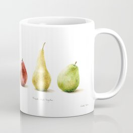 Pears - Friends stand together Coffee Mug