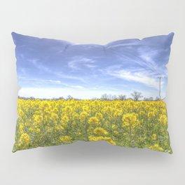 Yellow Fields Of Summer Pillow Sham