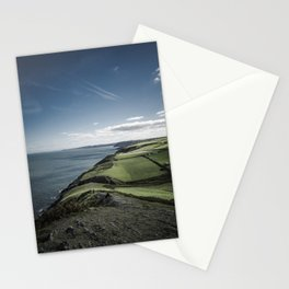 Mwnt Beach (Cardigan, Wales) Stationery Cards