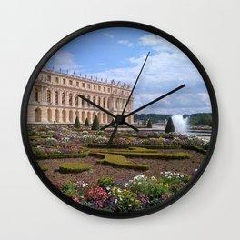 Château de Versailles Wall Clock