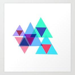multiply Art Print