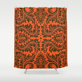 Fifty-eight Shower Curtain