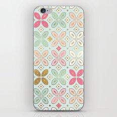MOROCCAN TILE iPhone & iPod Skin