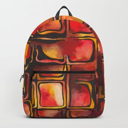 Red Blood Cells in Flow Backpack