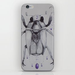 Scarabaeidae iPhone Skin