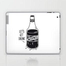Pure awesomness Laptop & iPad Skin