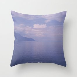 Dreaming of the Summer Throw Pillow