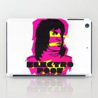 noir iPad Cases featuring Noir by LiseRichardson