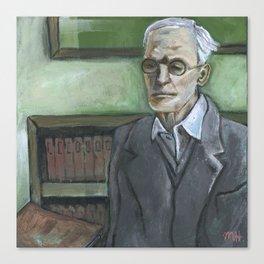 Hermann Hesse Canvas Print