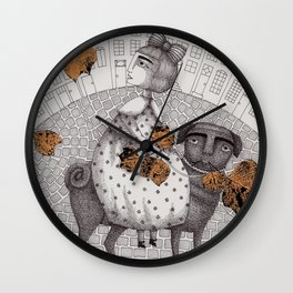 The Collectors Wall Clock