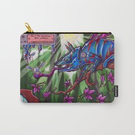 Cha-cha-cha-meleon Carry-All Pouch