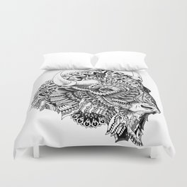 Bison v2 Duvet Cover
