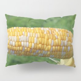 Backyard BBQ with Corn Pillow Sham