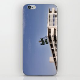 Empress Hotel iPhone Skin
