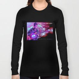 Hector Hellion - Electric Animal Long Sleeve T-shirt