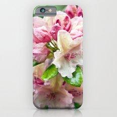 PINK FLOWERS of summer Slim Case iPhone 6