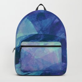 Precipice in Blue XIV Backpack