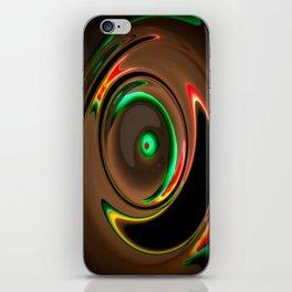 Wirbel iPhone Skin