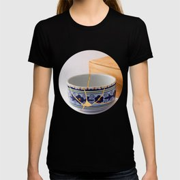 Kintsugi Bowl T-shirt