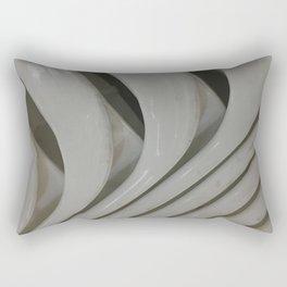 Harmony. Fashion Textures Rectangular Pillow