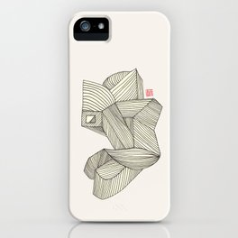 3B iPhone Case