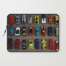1980's Toy Cars Laptop Sleeve