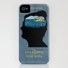 The Life Aquatic Movie Poster Slim Case iPhone (4, 4s)