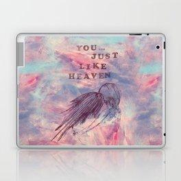 You...just like heaven Laptop & iPad Skin