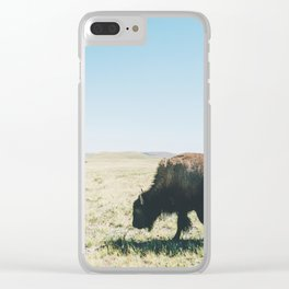 Waterton Locals Clear iPhone Case