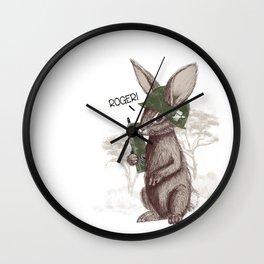Roger Rabbit Wall Clock