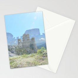 Rocca calascio Stationery Cards