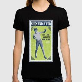 Shenanigator print - Irish Pub Boxing graphics Ltd T-shirt