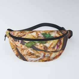 Pizza Slices (2) Fanny Pack