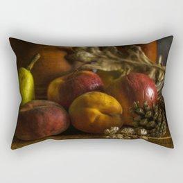 Still life #16 Rectangular Pillow