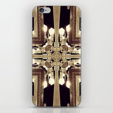 Urban Light Noir iPhone & iPod Skin