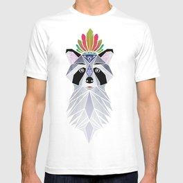raccoon spirit T-shirt
