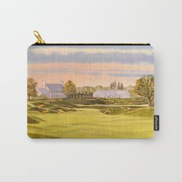 Whistling Straits Golf Course 9th And 18th Carry-All Pouch