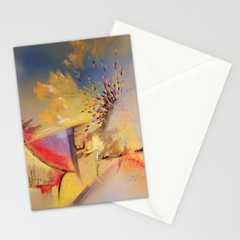 Ce que le vent disperse 1 Stationery Cards