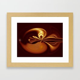 """Sounds"" Framed Art Print"