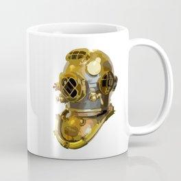 Mark V Helmet Coffee Mug