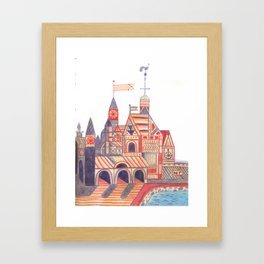 Crystal City 06-26-10a Framed Art Print