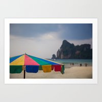 thailand Art Prints featuring Thailand by Tosha Lobsinger is my Photographer