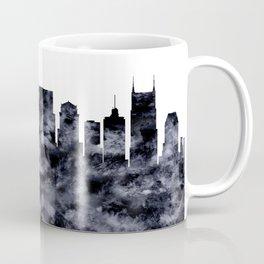 Nashville Skyline Tennessee Coffee Mug