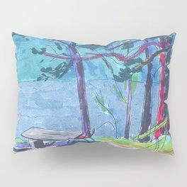 summer camp Pillow Sham