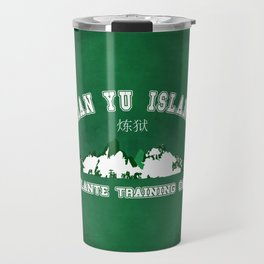 Vigilante Training camp Travel Mug