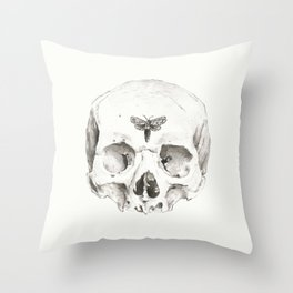 An Omen Throw Pillow