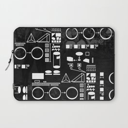 Robot Plans Laptop Sleeve